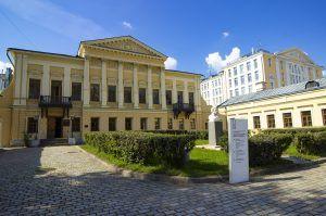 Онлайн-показ моноспектакля «Метель» состоится в Пушкинской библиотеке. Фото: пресс-служба Пушкинской библиотеки