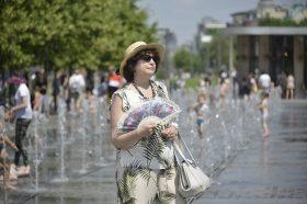 Депутат МГД Самышина рассказала, как правильно вести себя в жару