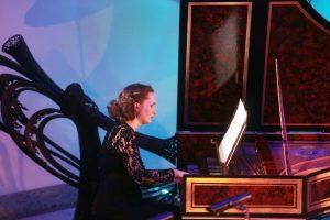 Концерт немецкой клавирной музыки пройдет в библиотеке района. Фото: Анна Иванцова, «Вечерняя Москва»