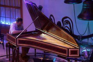 "Концерт виолы и клавесина пройдет в библиотеке района. Фото: Анна Иванцова, ""Вечерняя Москва"""