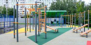 Площадки для занятий уличными видами спорта доступны жителям и гостям столицы. Фото: сайт мера Москвы
