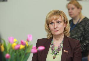 Депутат Московской городской Думы Инна Святенко