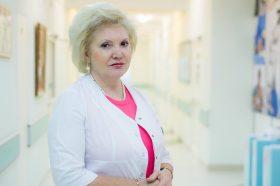 Депутат Московской городской Думы, главврач ГКБ имени Виноградова Ольга Шарапова