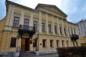 Лекция о творчестве Ивана Бунина состоится в Пушкинской библиотеке. Фото: Анна Быкова