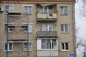 Здание отремонтируют в районе Фото: Анна Быкова