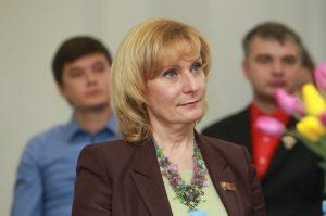Глава комитета Совета Федерации по социальной политике Инна Святенко