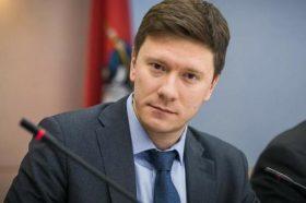 Депутат Московской городской Думы Александр Козлов