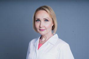 Депутат Московской городской Думы Елена Самышина