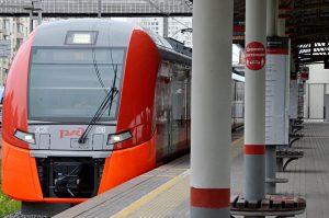 Поездами Московского центрального кольца воспользовались более 500 миллионов пассажиров. Фото: Анна Быкова