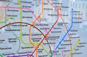 Новый тематический поезд появился на Кольцевой ветке метро. Фото: Анна Быкова