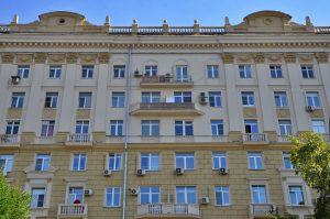 Довоенный дом отремонтируют в районе. Фото: Анна Быкова