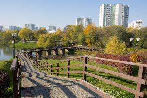 Приложение для экскурсий по районам столицы запустили в Москве