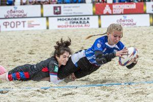 Чемпионат Москвы 2020 по пляжному регби пройдет в Москве
