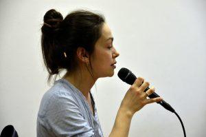 Занятие по эстрадному вокалу проведут в библиотеке Александра Пушкина. Фото: Анна Быкова