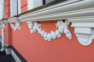 Реставраторы обнаружили живопись XIX века в городской усадьбе Четверикова-Кнопа. Фото: сайт мэра Москвы