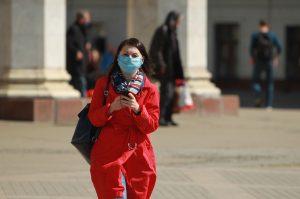 Стендап-клуб будет оштрафован за нарушение масочного режима. Фото: Наталия Нечаева, «Вечерняя Москва»