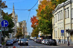 Пешеходную экскурсию «Где родился Пушкин?» проведут в районе. Фото: Анна Быкова