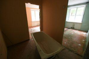Проверку отселенных домов провели в районе. Фото: Владимир Новиков, «Вечерняя Москва»