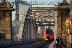Новую карту «Тройка» смогут купить пассажиры Московского центрального кольца. Фото: Александр Кожохин, «Вечерняя Москва»