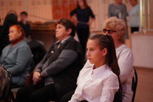 Моноспектакль «Отголоски» покажут в библиотеке имени Василия Жуковского. Фото: Денис Кондратьев