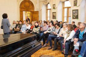 Онлайн-концерт проведут сотрудники библиотеки Александра Пушкина. Фото предоставили в библиотеке-читальне имени Александра Пушкина