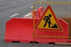 Участок Лубянского проезда закроют в связи с проведением ремонтных работ. Фото: Анна Быкова