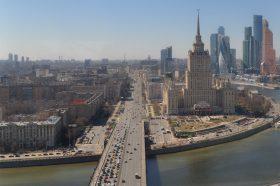 Москва стала лауреатом премии World Travel Awards 2020 в номинации «Лучшее туристское направление. Город». Фото: архив, «Вечерняя Москва»