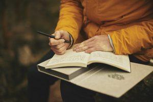 Дневниковые записи проанализируют в прямом эфире сотрудники исторической библиотеки. Фото: pixabay.com