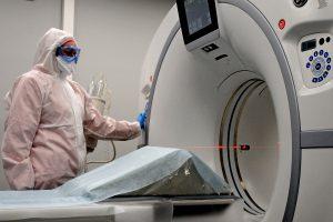 Москва открывает доступ к технологиям на основе ИИ для врачей всей России. Фото: Светлана Колоскова, «Вечерняя Москва»