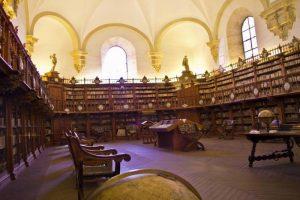 Онлайн-лекцию о старейшей читальне в Испании прочитают представители Пушкинской библиотеки. Фото предоставили в библиотеке-читальне имени Александра Пушкина