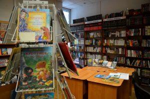 Лекцию рассказали в районной библиотеке. Фото: Анна Быкова