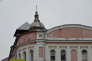 Крыши исторических домов в районе капитально отремонтируют. Фото: Анна Быкова