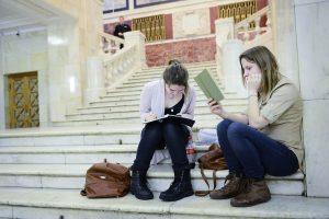 День открытых дверей состоится в университете геодезии и картографии. Фото: Наталья Феоктистова, «Вечерняя Москва»