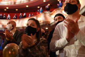 Спектакль показали в Доме культуры «Гайдаровец». Фото: Алексей Орлов, «Вечерняя Москва»