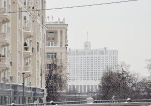 Запуск корабля «Союз МС-18» 9 апреля покажут на медиафасадах столицы. Фото: Анна Быкова