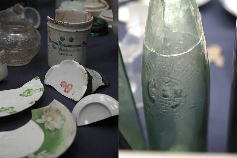 Ценные артефакты передадут в Музей Москвы