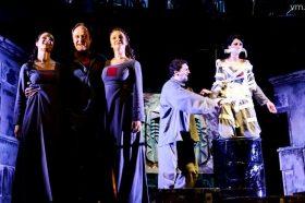 Спектакль покажут в «Лялин Центре». Фото: Наталья Феокситова, «Вечерняя Москва»