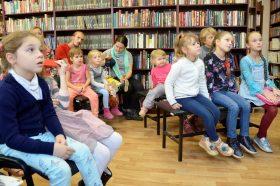 Интерактивное занятие проведут в библиотеке имени Антона Дельвига. Фото: Анна Быкова