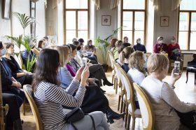 Лекцию о философии расскажут в Пушкинской библиотеке. Фото предоставили в пресс-службе Пушкинской библиотеки