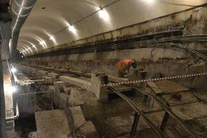 Москвичам рассказали о развитии столичного метро за десять лет. Фото: Пелагия Замятина, «Вечерняя Москва»
