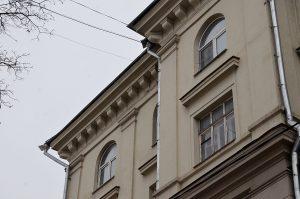 Фасады двух исторических зданий отремонтируют в Москве. Фото: Анна Быкова