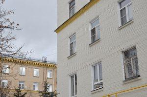 Проверку домов в районе провели сотрудники «Жилищника». Фото: Анна Быкова