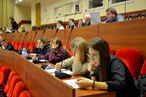 Количество бюджетных мест в Бауманском университете увеличили. Фото: Анна Быкова