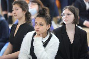 Дискуссию проведут в Высшей школе экономики. Фото: Виктор Хабаров, «Вечерняя Москва»