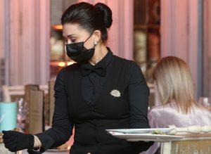 Ресторанам «Чайхона №1» и «Бараshka» в ЦАО грозит закрытие за нарушение антиковидных мер. Фото: Наталия Нечаева, «Вечерняя Москва»