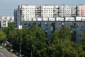 Сотрудники «Жилищника» осмотрели отселенные здания в районе. Фото: Анна Быкова