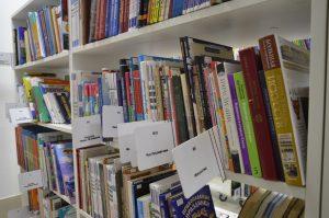 Лекцию о литературе опубликовали работники районной библиотеки. Фото: Анна Быкова