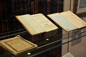 Лекцию о редких книгах прочитают в публичной исторической библиотеке. Фото: Анна Саблина