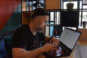 ОШ: Система онлайн-голосования в Москве готова к предстоящим выборам. Фото: Пилагия Замятина, «Вечерняя Москва»