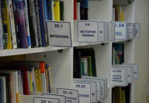 Встречу клуба «Философские игры» проведут в районной библиотеке. Фото: Анна Быкова